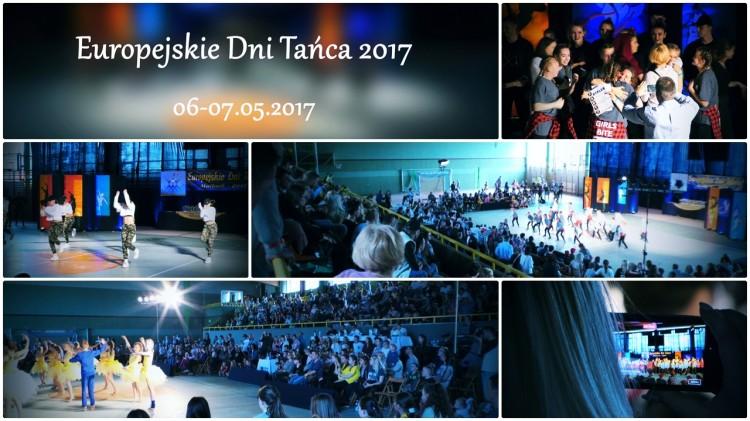 Tańczyli przez 24 godziny. XI Europejskie Dni Tańca w Malborku – 06-07.05.2017