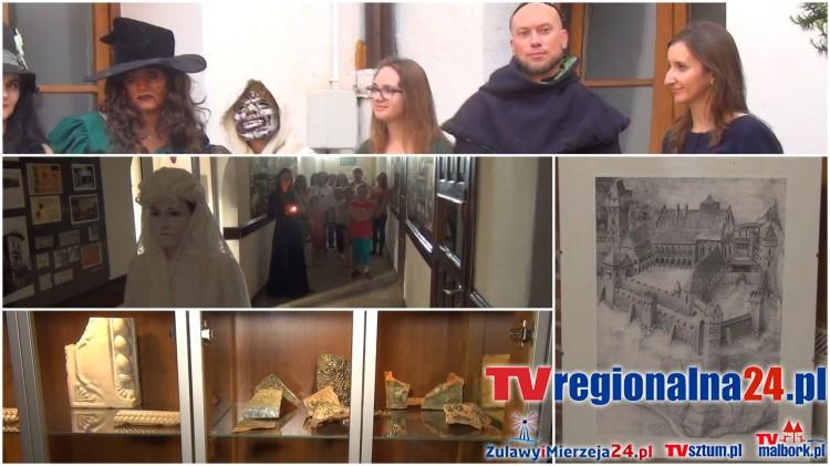 Noc Muzeów w Dzierzgoniu: Biała dama, czarownice i zamkowe relikty – 19.05.2017