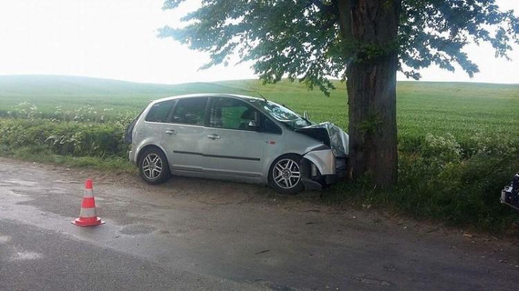 Gm. Dzierzgoń: Poważny wypadek w Nowcu. Znane są już wstępne ustalenia policji. ZDJĘCIA – 01.06.2017