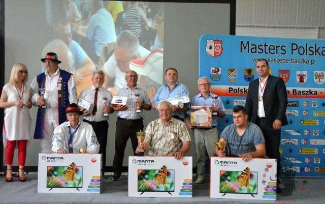 Szemud. Andrzej Badtke i FBR Gostomski Lipusz Mistrzami Polski w Baśce sportowej - 11.06.2017
