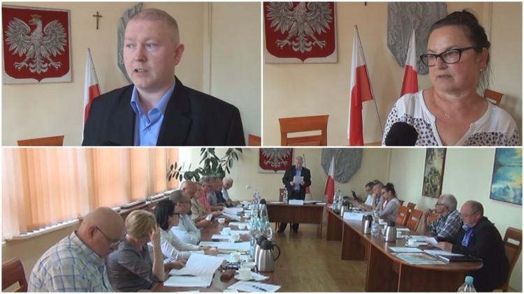 XXIX sesja Rady Miejskiej w Dzierzgoniu. Absolutorium i ZGKiM. Radni komentują – 28.06.2017