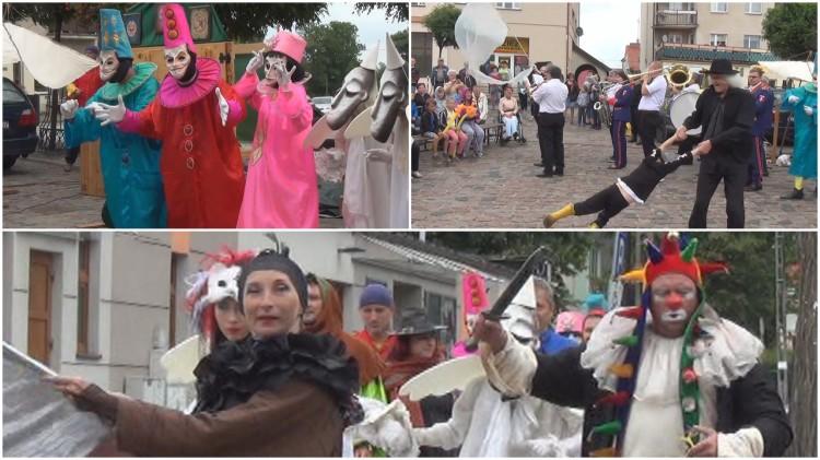 Sztum:Magia VII Festiwalu Teatrów Ulicznych. Oczarowali publiczność ogniem, tańcem i bajkowymi przebraniami - 01.07.2017