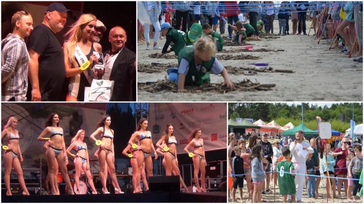 Jantar: XIX Mistrzostwa Świata w Poławianiu Bursztynu. Jagoda Ławska Bursztynową Miss Polski Jantar 2017. (foto, wideo relacja) - 14-15.07.2017