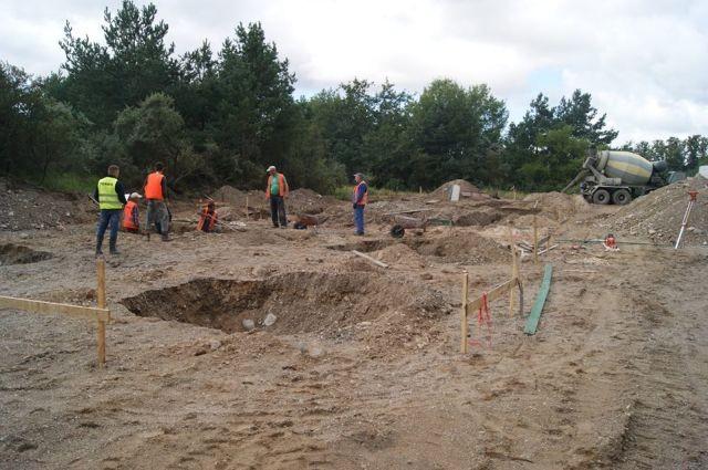 Dzierzgoń : Ruszyły prace związane z realizacją projektu