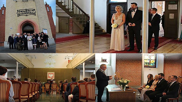 Nowy Staw: Pierwszy w historii ślub w
