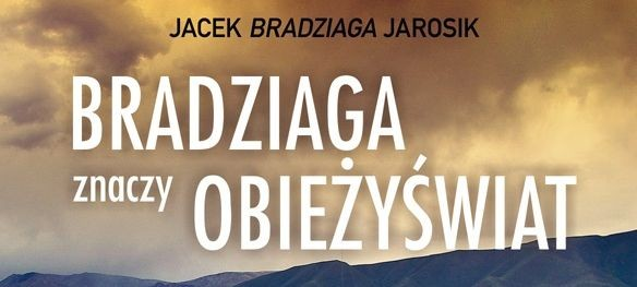 """Sztum : Zapraszamy na spotkanie autorskie z Jackiem """"Bradziagą"""" Jarosikem - 12.10.2017"""