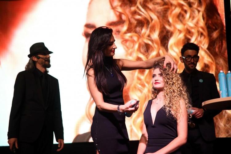 Pracownia Fryzjerska Pettegolezzo Emilia Barkowska z Malborka z najnowszą kolekcją fryzur na Targach HAIR FORUM Poland 2017