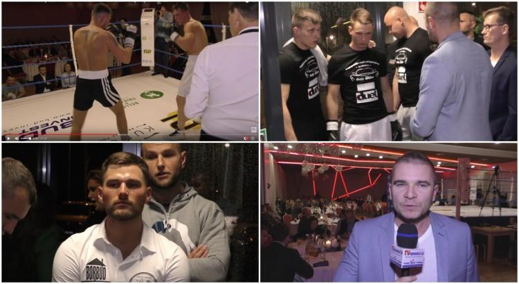 Michał Bucholc MK Boxing Team vs Adam Piór Thunder Promotions - pełny zapis walki. Exclusive Fight Night II - 18.11.2017