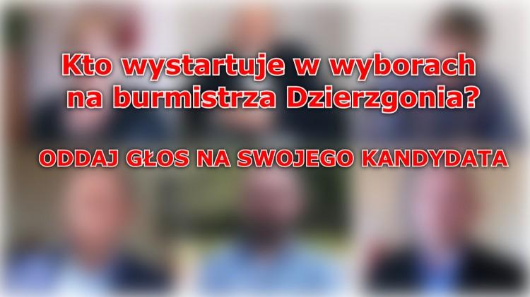 Kto na burmistrza Dzierzgonia?