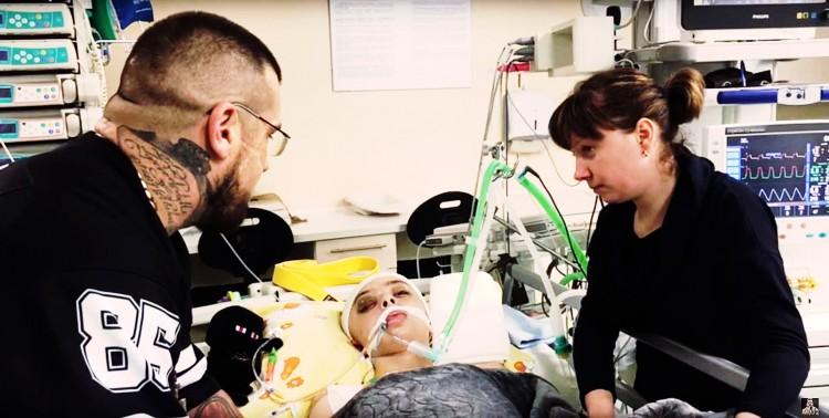 Pomóżmy Szymkowi z Malborka wrócić do zdrowia! Rodzice chłopca, Popek - znany raper oraz Fundacja Rycerze i Księżniczki proszą o pomoc - 22.11.2017