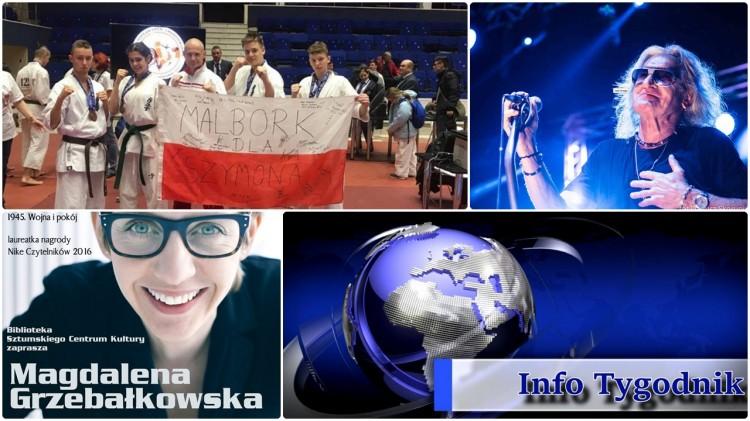 Najważniejsze i najciekawsze wydarzenia minionego tygodnia. Malbork - Sztum - Nowy Dwór Gdański – 01.12.2017
