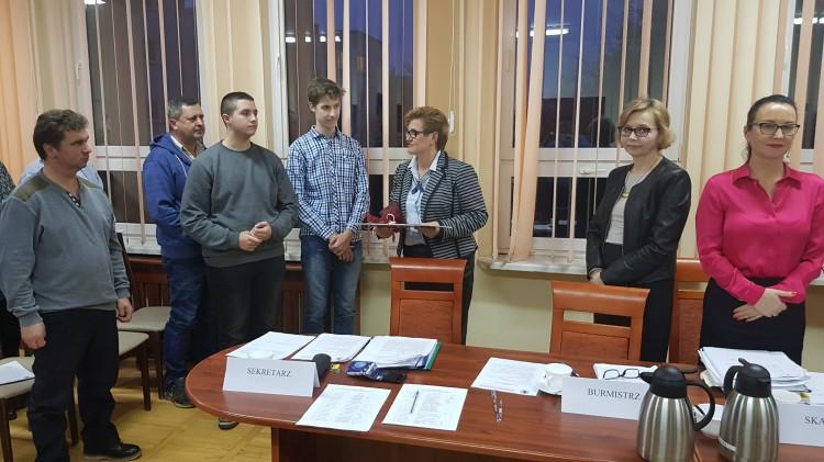 Uchwalenie przychodów i wydatków Gminy Dzierzgoń na 2018 rok. XXXIV Budżetowa Sesja Rady - 28.12.2017