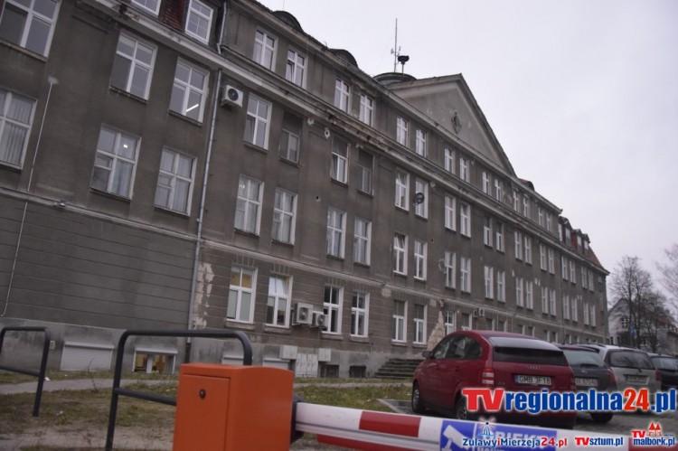 Sztum: Remont dachu szpitala przesunięty w czasie, ale wykonawcy już się zgłosili – 21.12.2017