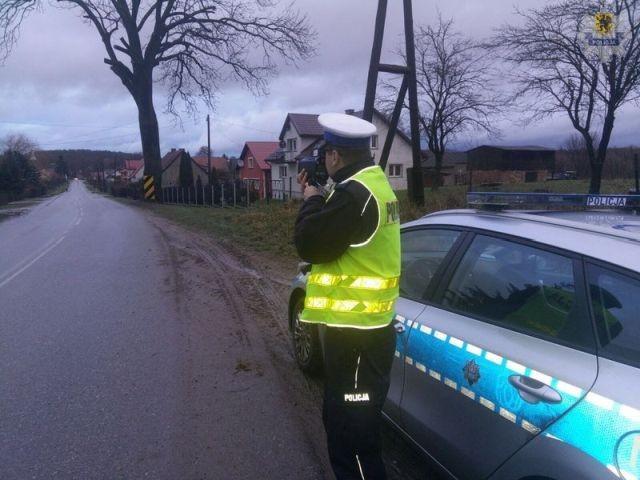 """Akcja """"Prędkość"""" na terenie powiatu sztumskiego - 04.01.2018"""