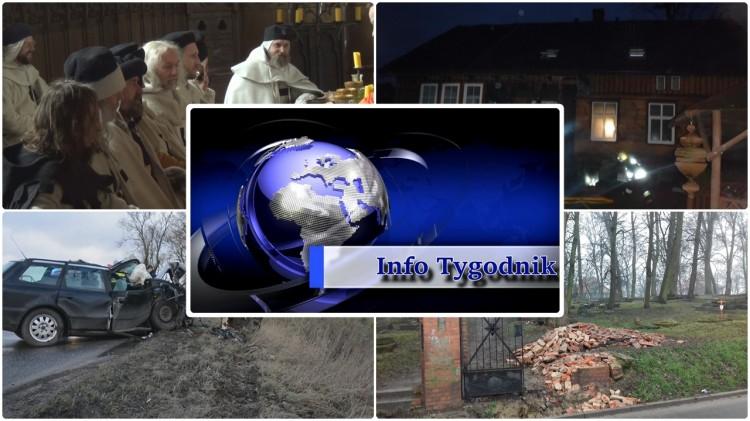 Najważniejsze i najciekawsze wydarzenia minionego tygodnia. Malbork - Sztum - Nowy Dwór Gdański – 02.02.2018