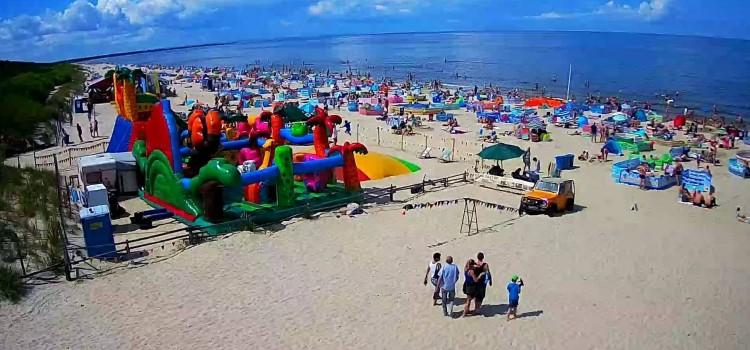 Wójt Gminy Stegna informuje, że został ogłoszony ofertowy nieograniczony przetarg na zagospodarowanie części plaży położonej w Stegnie, Jantarze i Mikoszewie