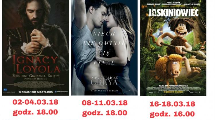"Kino - Teatr ""Powiśle"" zaprasza na seanse filmowe – 02-18.03.2018"