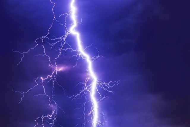 Uwaga na burze z gradem na Pomorzu!