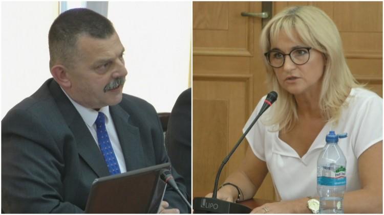 Anna Serocka ma zostać zwolniona. Kierownik ZAZ zapowiada pozew przeciw starostwu.