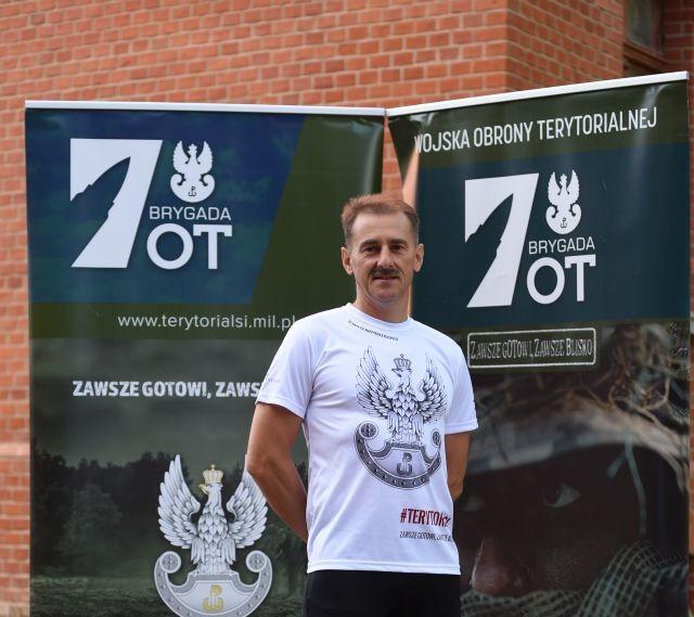 Wojska Obrony Terytorialnej organizują Sztafetę na 100 - lecie Niepodległości