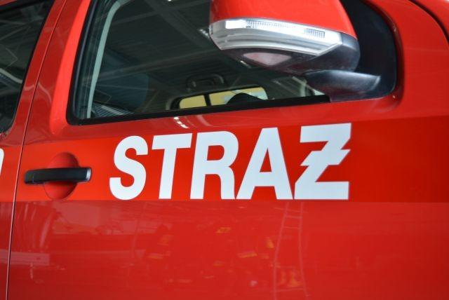 Kolizja drogowa, zakłócenia porządku publicznego, pożary w Michorowie i Czerninie - raport sztumskich służb mundurowych