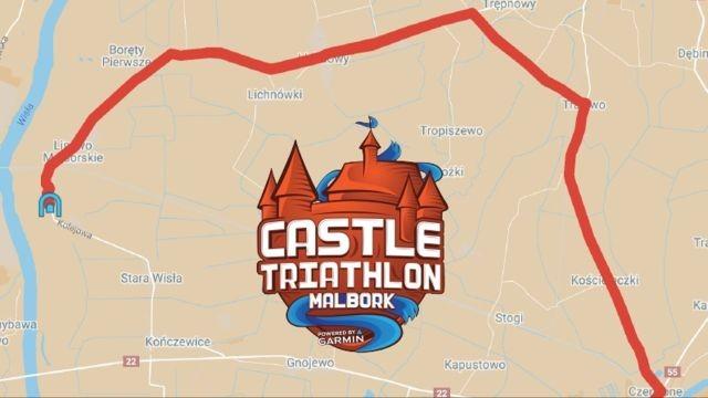 Castle Triathlon Malbork 2018 – utrudnienia w ruchu