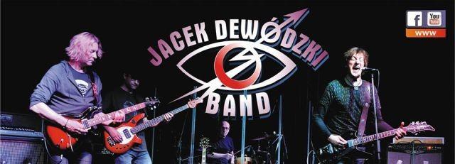 Jacek Dewódzki Band - koncert profilaktyczny w Dzierzgoniu
