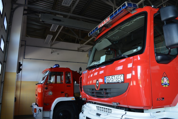 Zabezpieczenie niewybuchu, pożary, próba samobójcza - tygodniowy raport sztumskich służb mundurowych