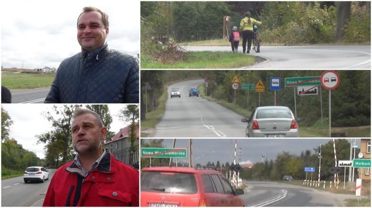 Czekają nas utrudnienia. Remont drogi w Nowej Wsi Malborskiej rusza niebawem