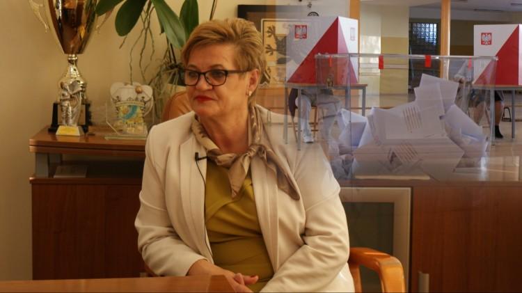 Już po wyborach, lecz emocje wciąż duże. Burmistrz Dzierzgonia przekroczyła uprawnienia? Policja wyjaśnia sprawę.