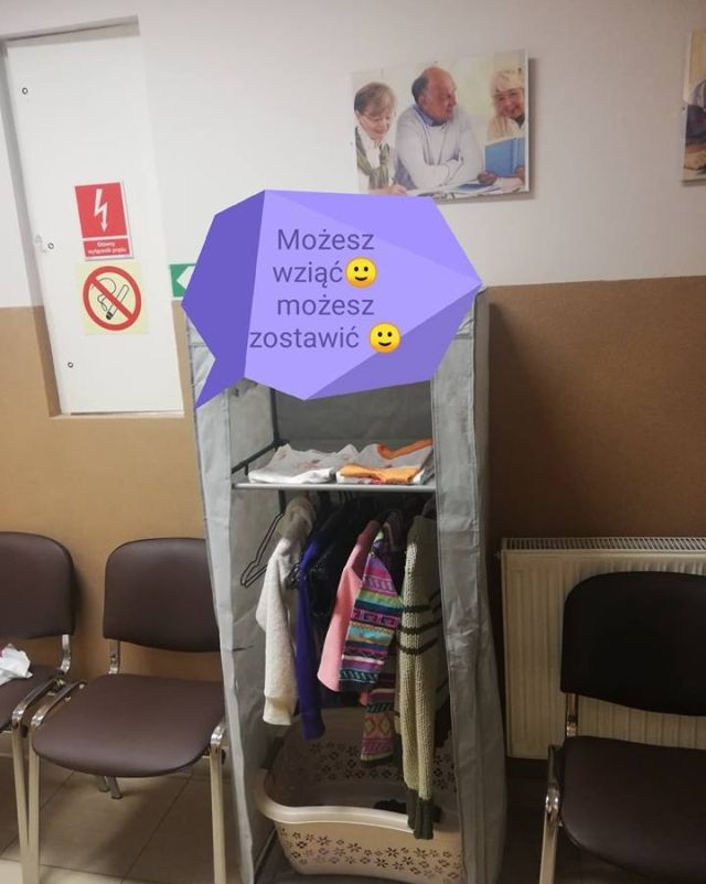 Dzierzgoń: Twoje dziecko wyrosło z ubranek? Nie wyrzucaj- przynieś do Miejskiego Ośrodka Pomocy Społecznej!