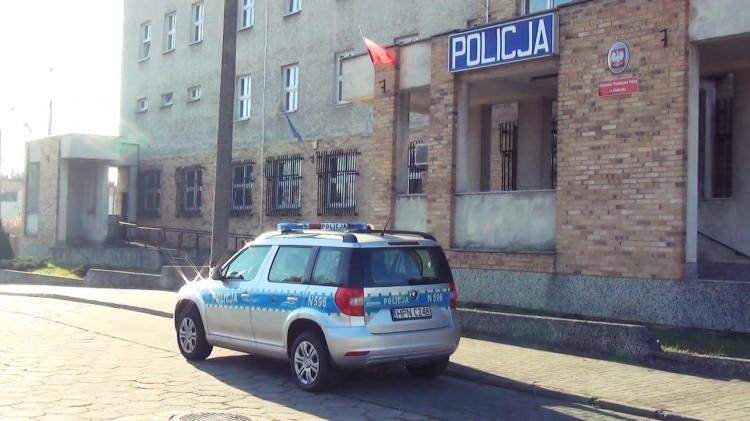 Kto pilnuje bezpieczeństwa? Masowa epidemia w policji. Trudna sytuacja w Malborku, Nowym Dworze i Sztumie.
