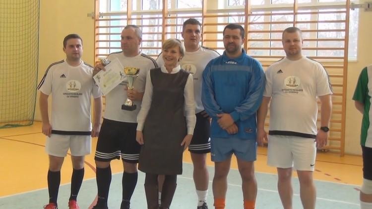 Zwyciężyła drużyna stróżów prawa – za nami I Profilaktyczne Mistrzostwa o Puchar Burmistrza Dzierzgonia.