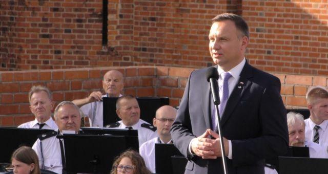 Wizyta Prezydenta RP w Dowództwie Wielonarodowej Dywizji w Elblągu