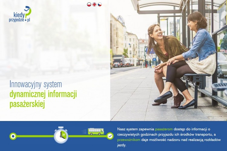 W Malborku autobusy będą jeździły punktualnie? Ściągnij aplikację i śledź autobusy.