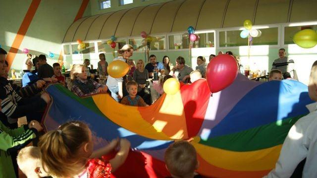 Zabawy choinkowo-karnawałowe w Gminie Sztum