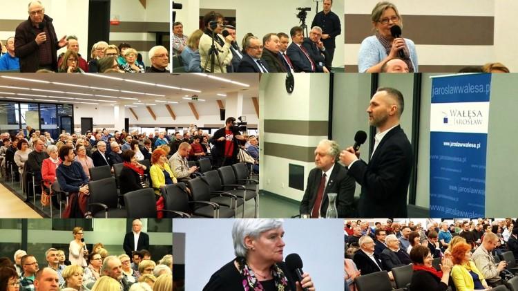 O tożsamości konstytucyjnej Polaków w Malborku [wideo i foto]