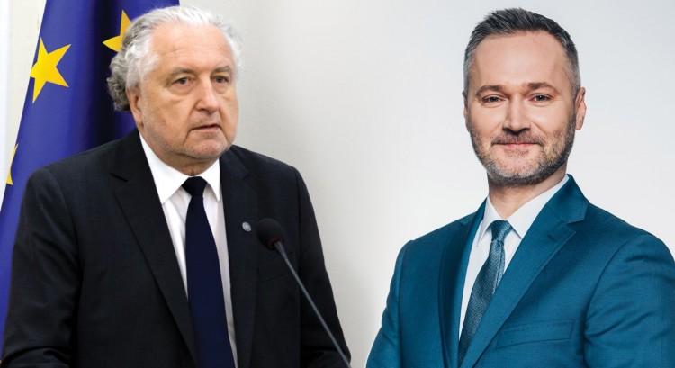 Spotkanie otwarte z prof. Andrzejem Rzeplińskim w Malborku - OGLĄDAJ U NAS NA ŻYWO