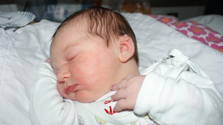 Jestem Laura, urodziłam się w Malborku.