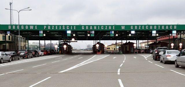 Więzienie i praca na cele społeczne za znieważenie funkcjonariusza Straży Granicznej na służbie