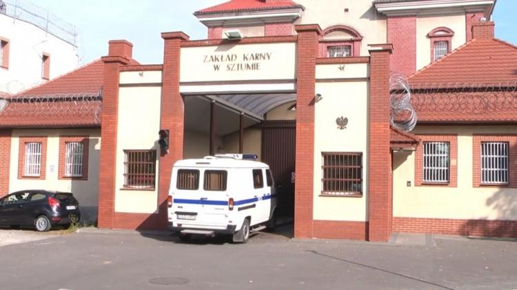 Z więziennej celi na intensywną terapię – próba samobójcza w Zakładzie Karnym w Sztumie.