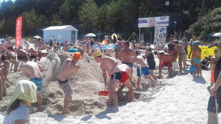 VI Plażowe Mistrzostwa Budowniczych.
