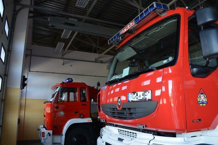 Pożar sadzy w przewodzie kominowym, wypadki drogowe - raport sztumskich służb mundurowych.