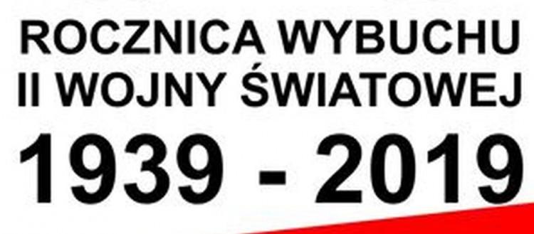 Uroczystości rocznicowe 1 września w Sztumie. Szczegóły na plakacie.