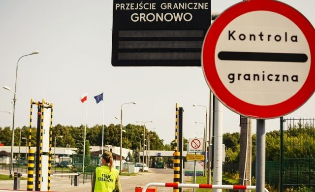 Utrudnienia na przejściach granicznych z obwodem kaliningradzkim