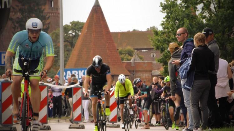 Rekordowa edycja Castle Triathlon Malbork. Zobacz wideo.