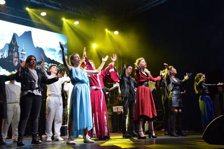 Malbork/ Sztum: Rock Opera Krzyżacy jr.