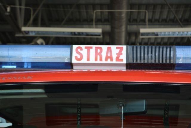 Wybuch gazu w Dzierzgoniu - raport sztumskich służb mundurowych