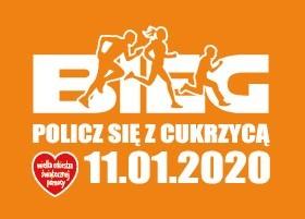 """III edycja biegu """"Policz się z cukrzycą"""" w Malborku"""