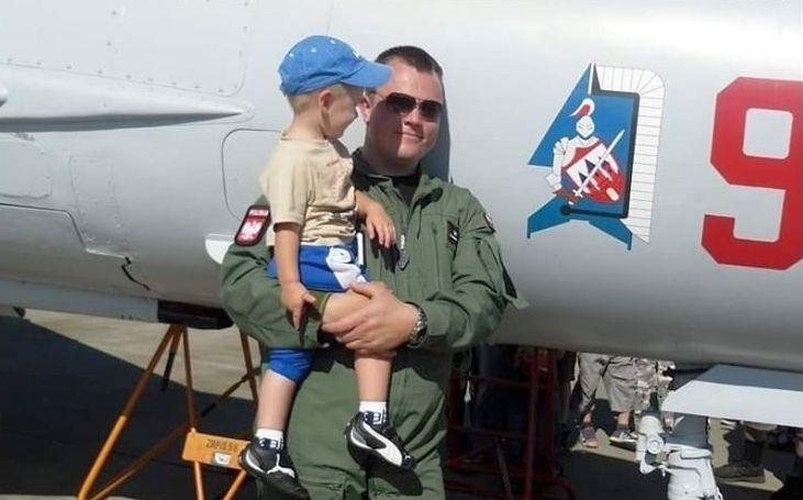 Kiedy rodzina zmarłego pilota MIG-29 kpt. Krzysztofa Sobańskiego otrzyma w końcu odszkodowanie?
